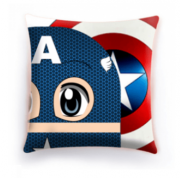 Almofada Quadrada - Capitão América