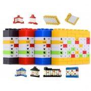 Calendário Tipo Lego
