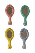 Kit Espelho Mão Candy