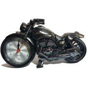 Relogio Moto Plast 22 Cm
