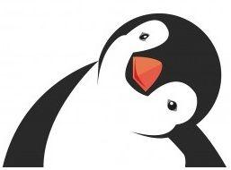 Adesivo De Geladeira Pinguim Fofinho