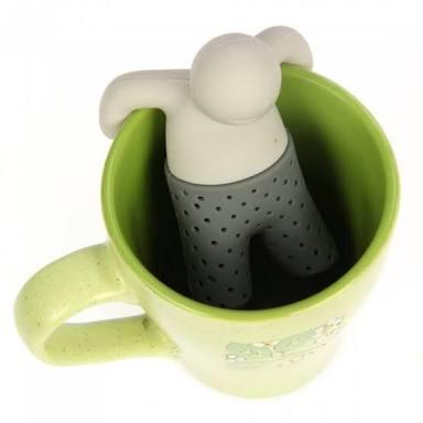 Infusor de chá bonequinho mr. Tea