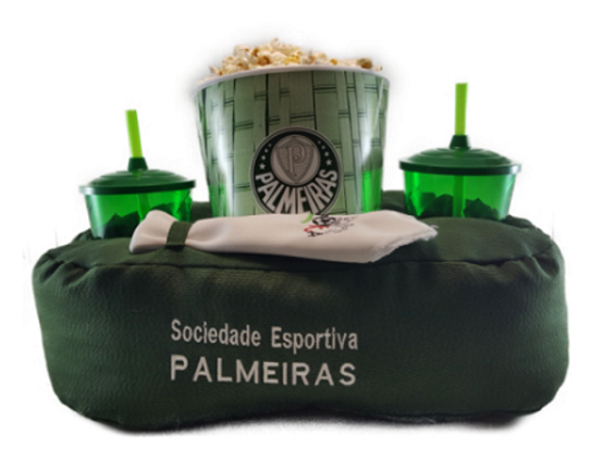 Kit Pipoca Duplo Palmeiras
