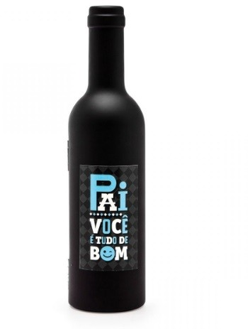 Kit Vinho Pai Tudo De Bom