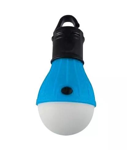 Luminária Gancho - Pilha
