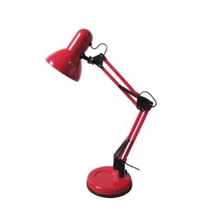 Luminária Metal Pixar Vermelho 16 X 41 X 16 Cm