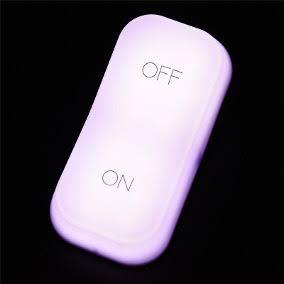 Luminária On/Off