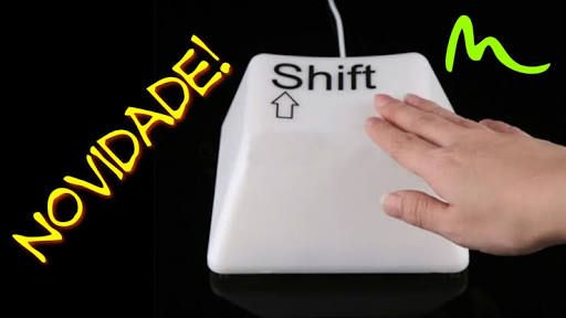 Luminária Tecla Shift