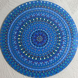 Mandala Harmonia Mdf 35 Cm