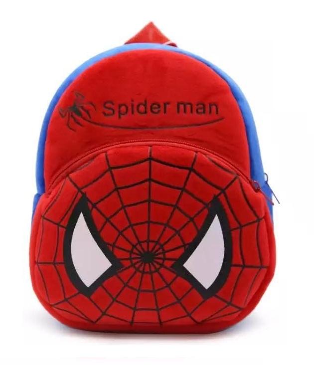 Mochila De Pelúcia Homem-Aranha