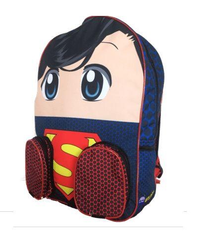 Mochila Pillowtoy P - Super Homem