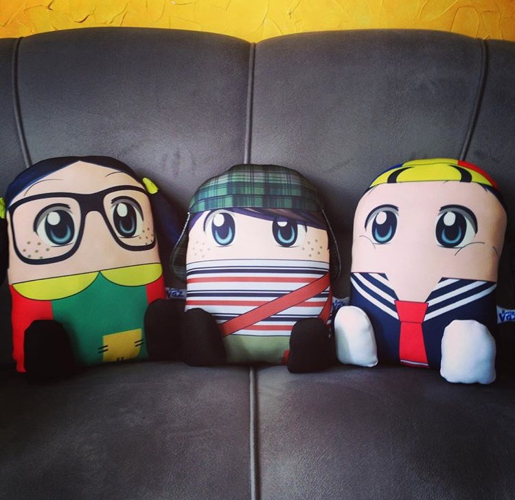 Pillow Toy - Quico