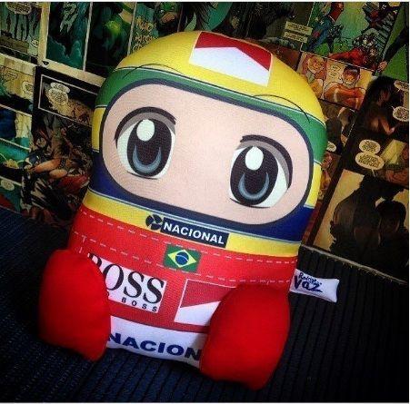 Pillowtoy - Ayrton Senna