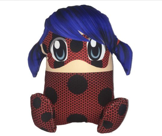 Pillowtoy - Ladybug