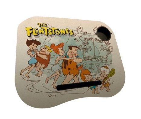 Porta Laptop Mdfplastico Hb Flinstones All Dancing Colorido