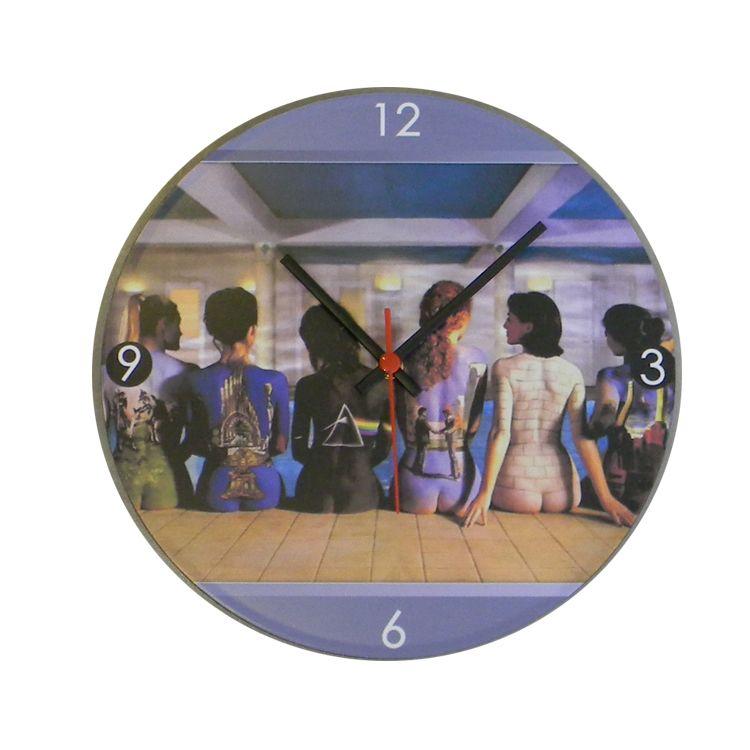 Relógio Vinil Banda Pink Floyd