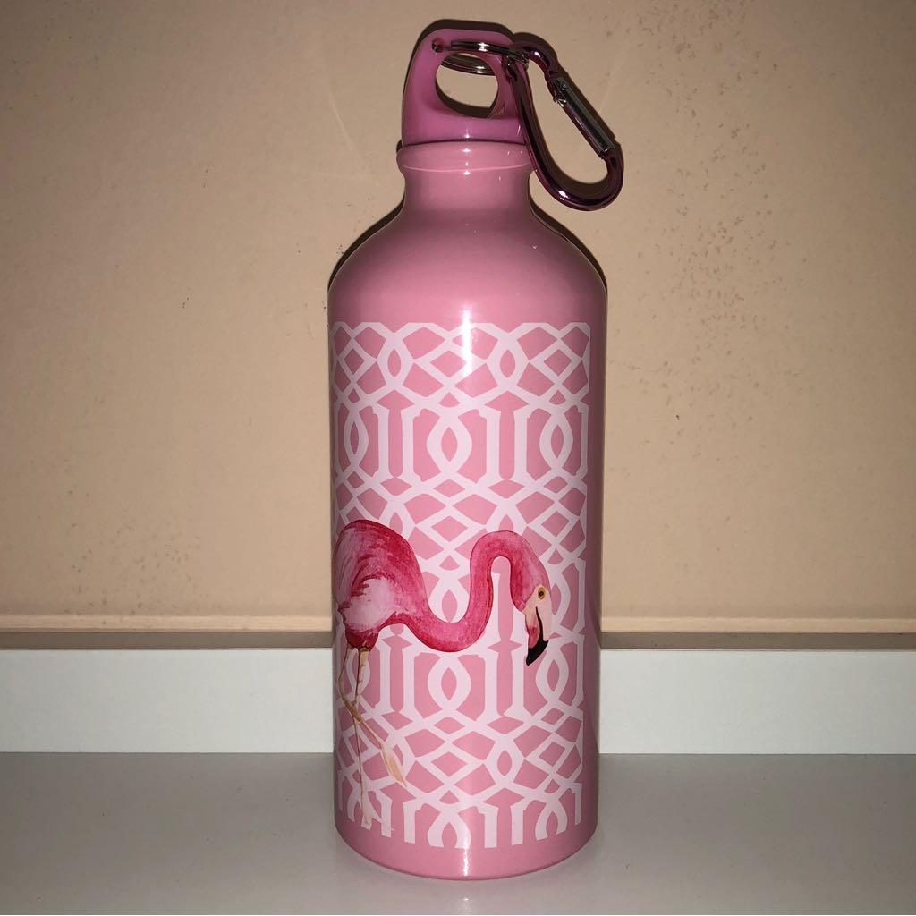 Squeeze Aluminio Flamingo - Rosa