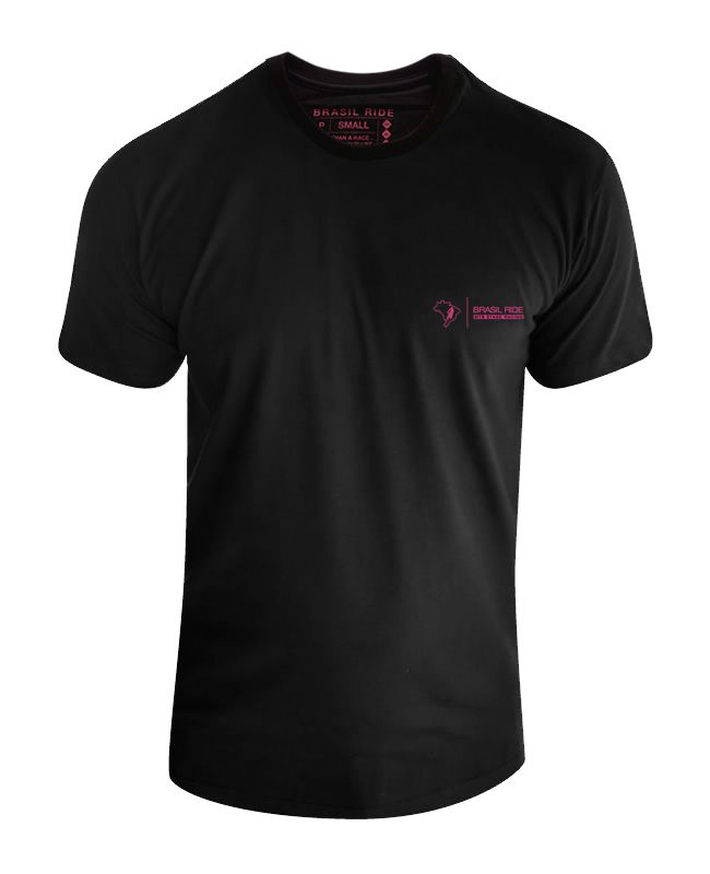 Camiseta Bike preta