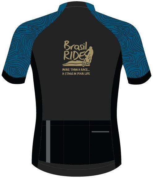 Jersey Brasil Ride azul