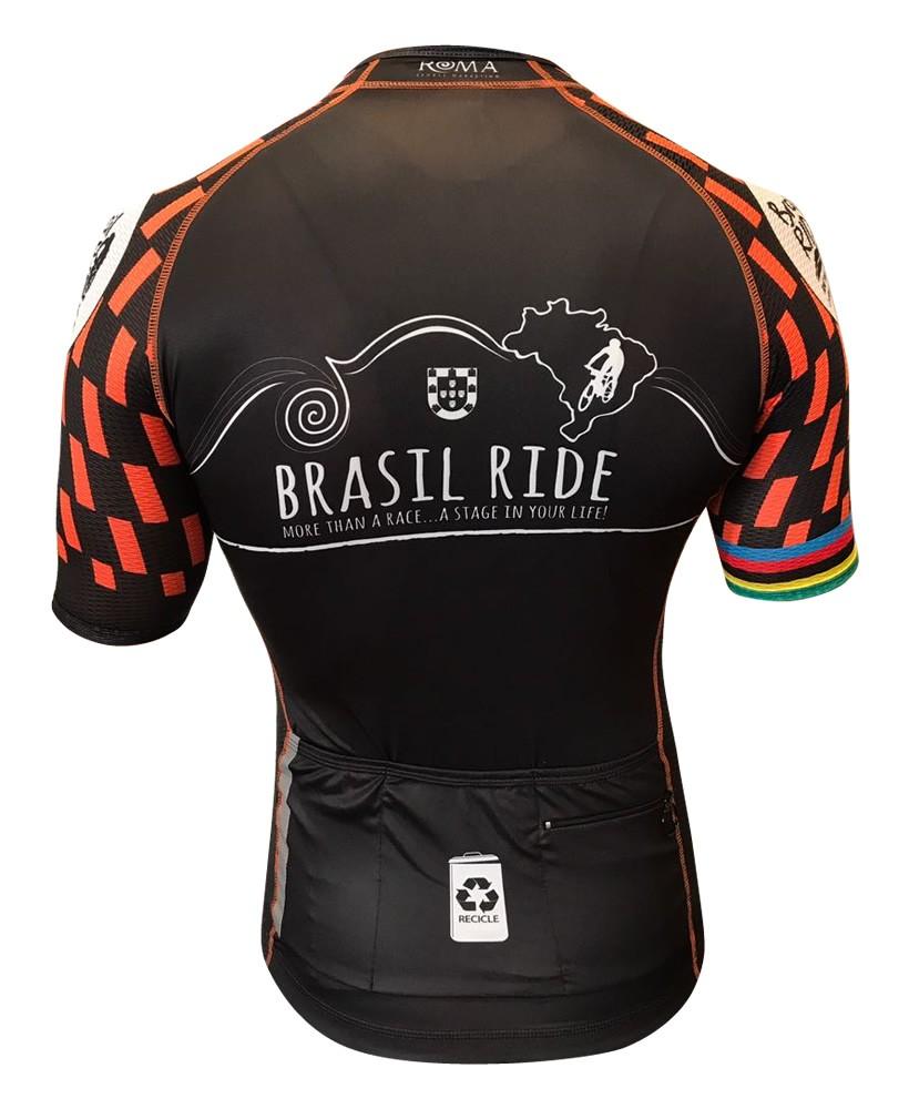 Jersey Brasil Ride Bart Brentjens