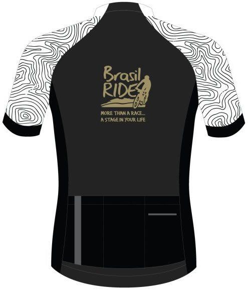 Jersey Brasil Ride branca