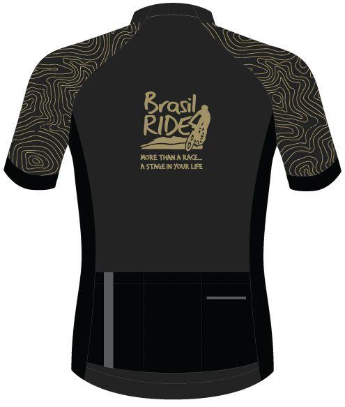 Jersey Brasil Ride cinza