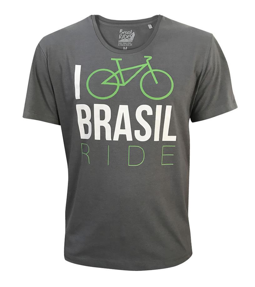 T-shirt Brasil Ride Bike