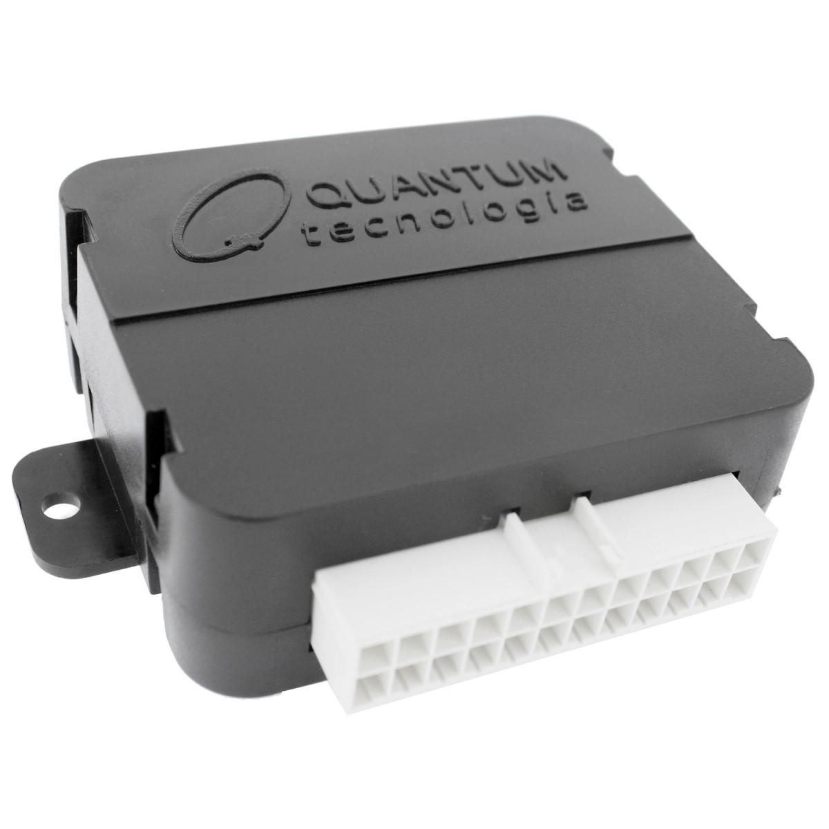 Módulo automatizador para vidros elétricos com antiesmagamento LV208