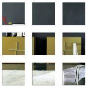 Espelho Decorativo - Jogo de Quadrados 9 Peças 16 X 16 Cm