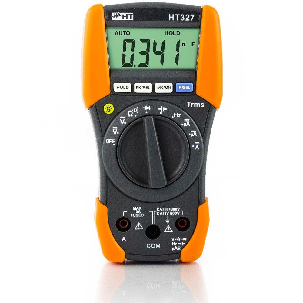 HT327 Multímetro True RMS