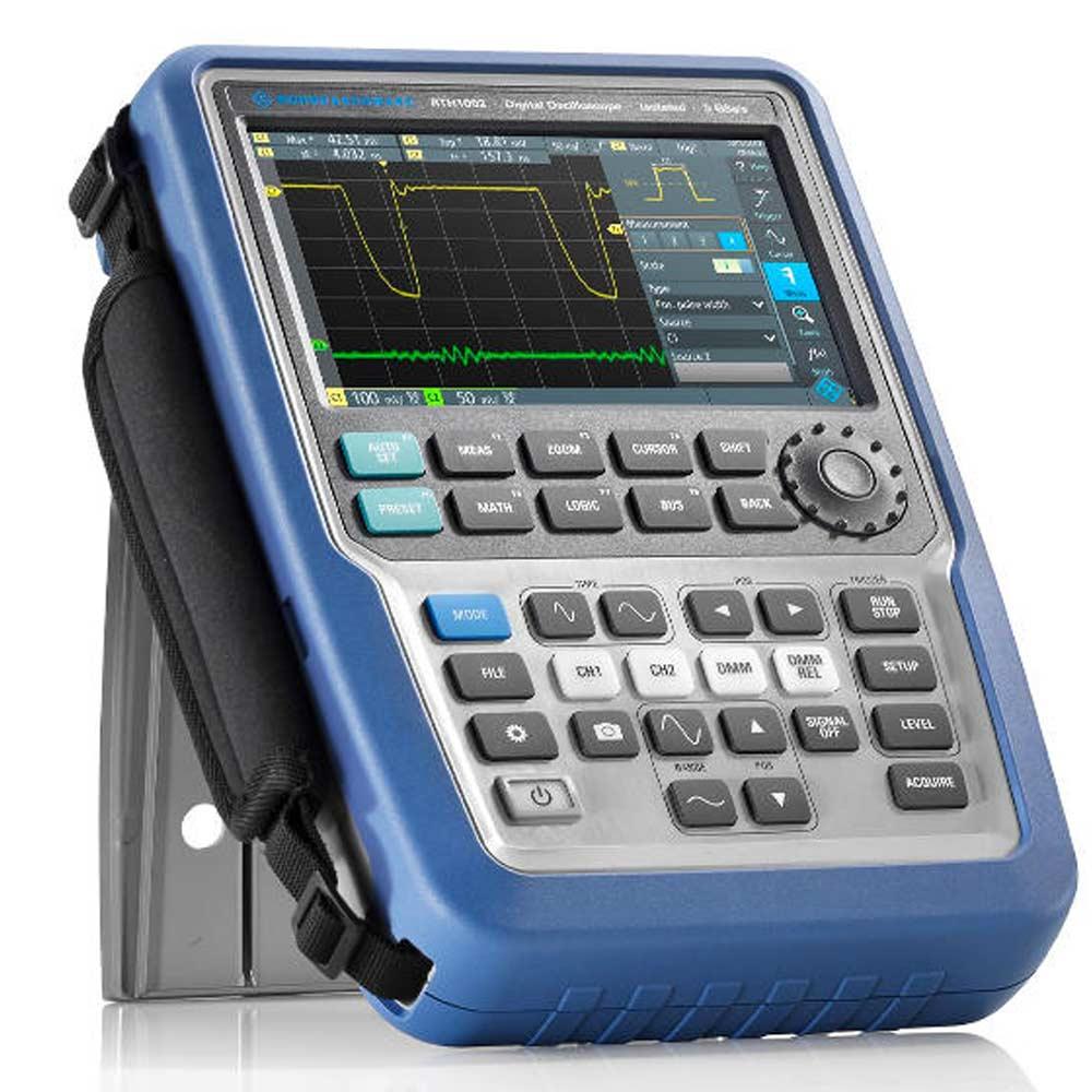 RTH1002 Osciloscópio de canais isolados 60MHz 2 Canais
