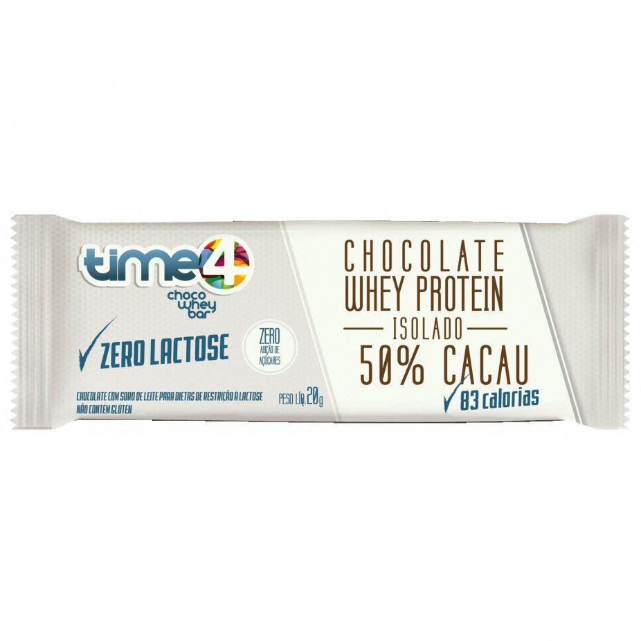 Choco Whey 50% Cacau Zero Lactose