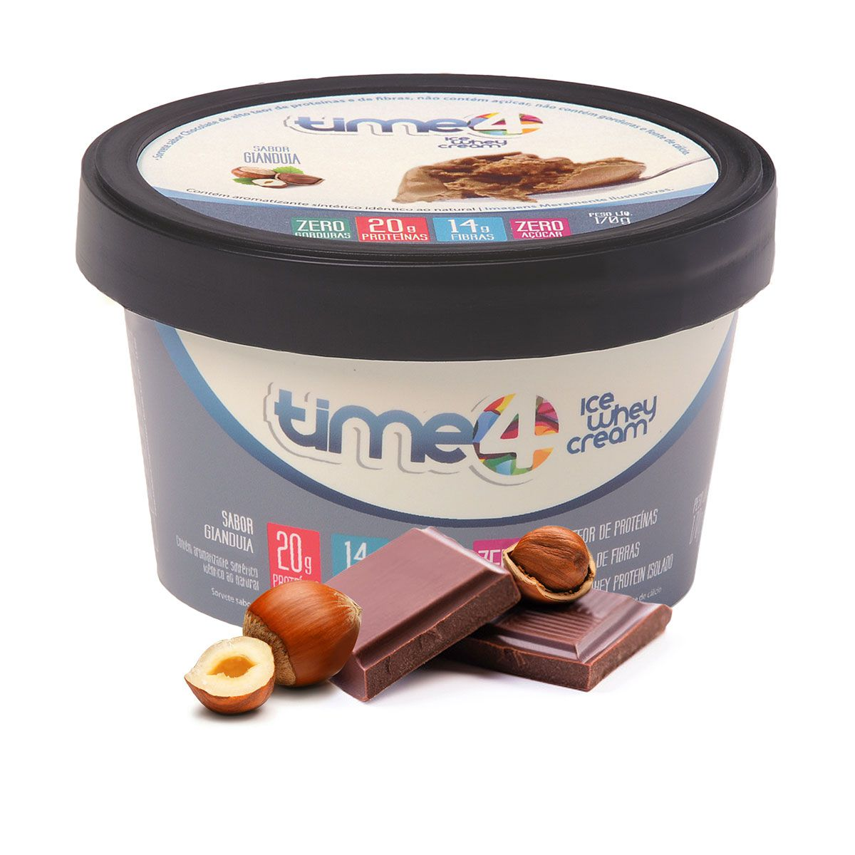 Whey Cream Gianduia