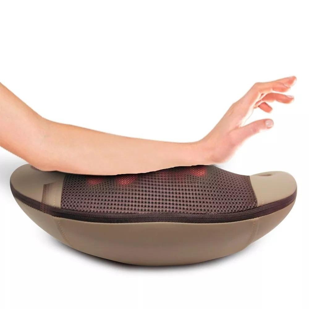 Almofada Massageadora 3D | Quality Brasil