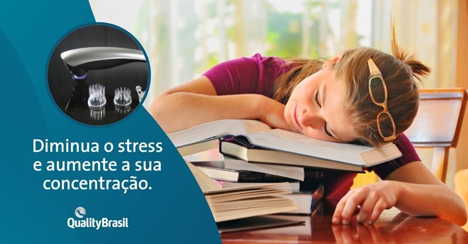 Aparelho Massageador Portatil Spirit Multi   Quality Brasil