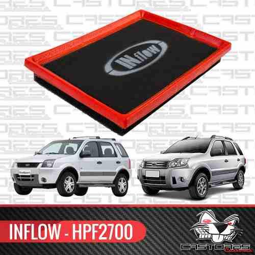 Filtro De Ar Esportivo Inflow Ecosport 2.0 16v Hpf2700