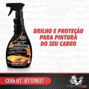 Cera Líquida Spray 500ml - Cera Jet - Jet Street
