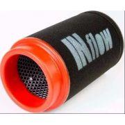 Filtro De Ar Esportivo Inflow Cilíndrico 3 Pol Hpf9933
