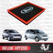 Filtro De Ar Esportivo Inflow Corsa Meriva Montana Hpf1200