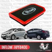 Filtro De Ar Esportivo Inflow Hyundai Hb20 1.6 Hb20s  Hpf8400