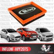 Filtro De Ar Esportivo Inflow New Fiesta Ecosport Ka Hpf2075
