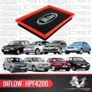 Filtro De Ar Esportivo Inflow Hpf4200 Vw Gol G2 G3 G4 G5 1.0