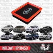 Filtro De Ar Esportivo Inflow Azera Santa Fé Sonata / Sportage Sorento Cadenza Hpf8450