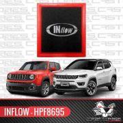 Filtro Ar Esportivo Inflow Jeep Renegade / Compass Hpf8695