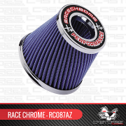 Filtro Ar Esportivo Duplo Fluxo Twister Perform Race Chrome