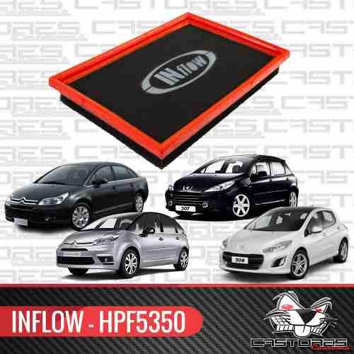 Filtro Ar Esportivo Inflow C4 Pallas Picasso 307 308 Hpf5350