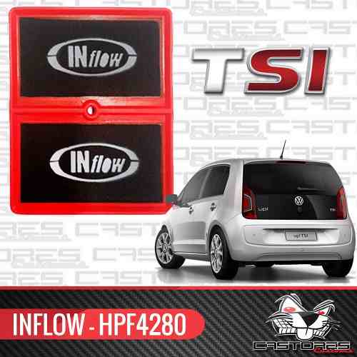 Filtro De Ar Esportivo Inbox Inflow - Vw Up 1.0 Tsi Hpf4280