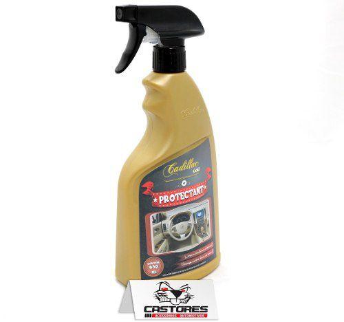 Protectant Cadillac Gold Limpa Plásticos Spray 650ml