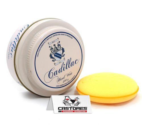 Cera Cadillac 300 Gramas Hard Wax Com Aplicador