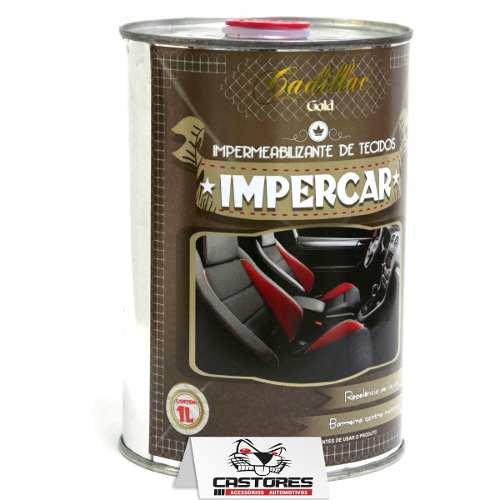 Impermeabilizante De Tecidos Cadillac Impercar 1 Litro
